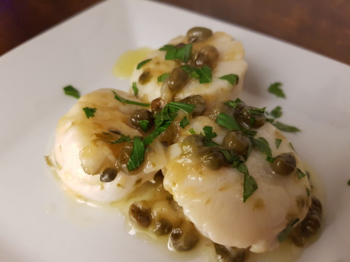 Sauce Grenobloise Browned Butter Lemon And Capers Semiserious Chefs